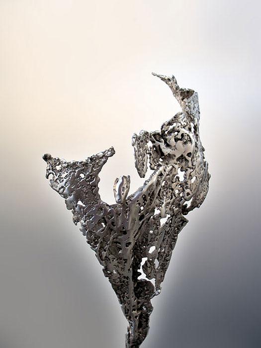 Moderne Skulpturen direkt vom Metall-Künstler kaufen   GAHR